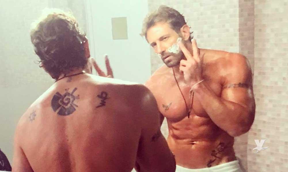 Gabriel Soto realizará desnudo en su nueva película