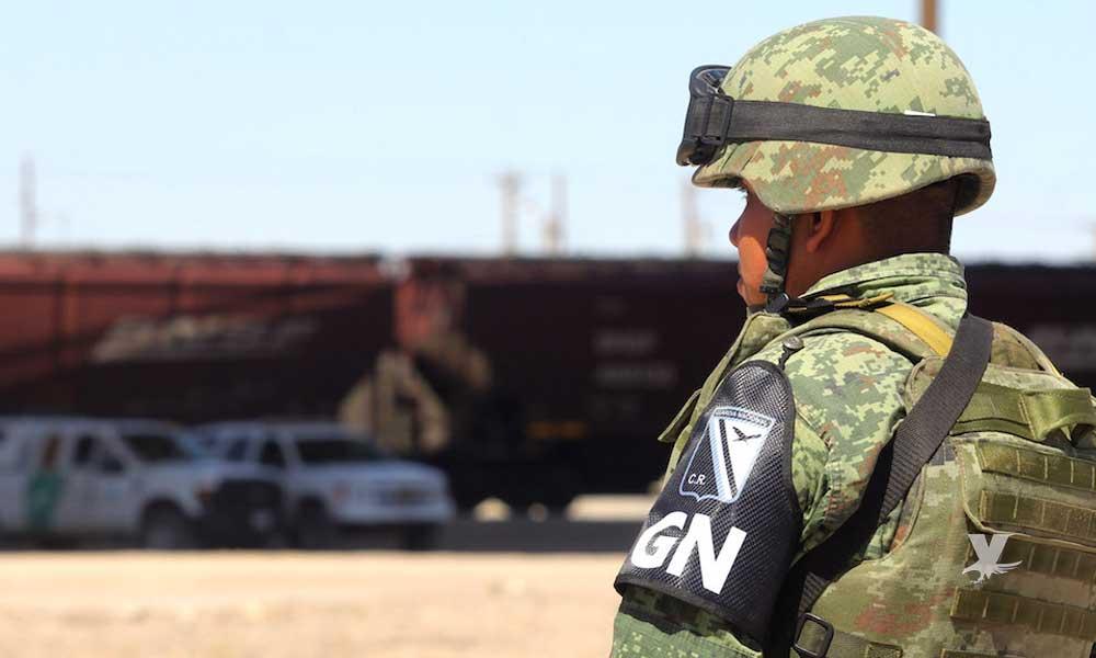 Guardia Nacional llega mañana viernes a Baja California