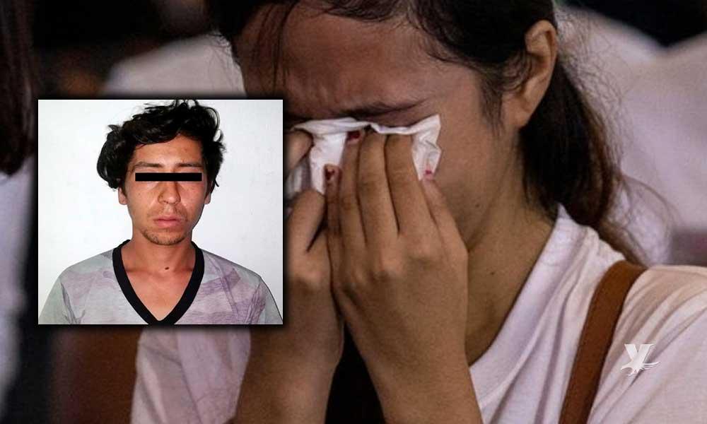 Joven violó a su hermana mientras ella se preparaba para ir a la escuela