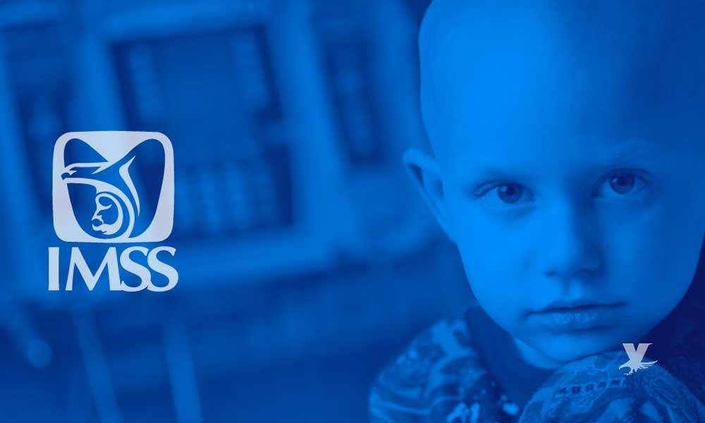 IMSS otorgará licencias para ausentarse del trabajo a padres que tengan hijos con cáncer