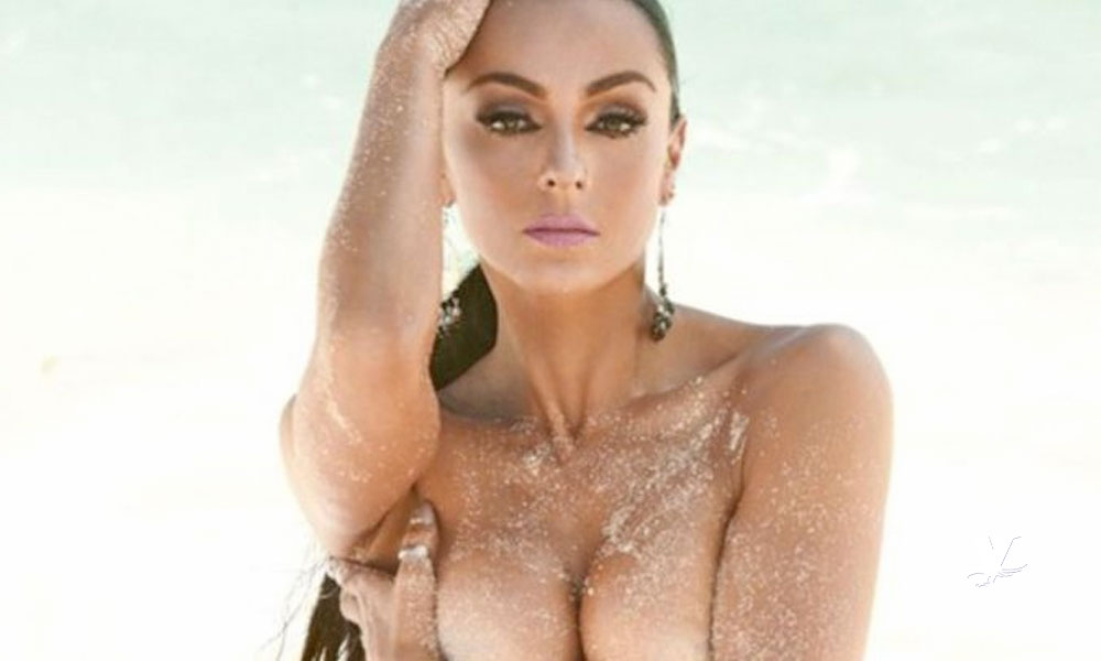 Ivonne Montero se vuelve a quitar la ropa para sus seguidores