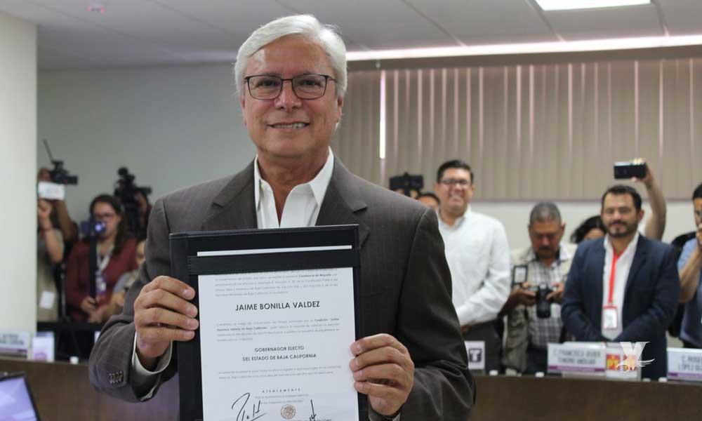 Jaime Bonilla promete reducir el gasto y eliminar la PEP
