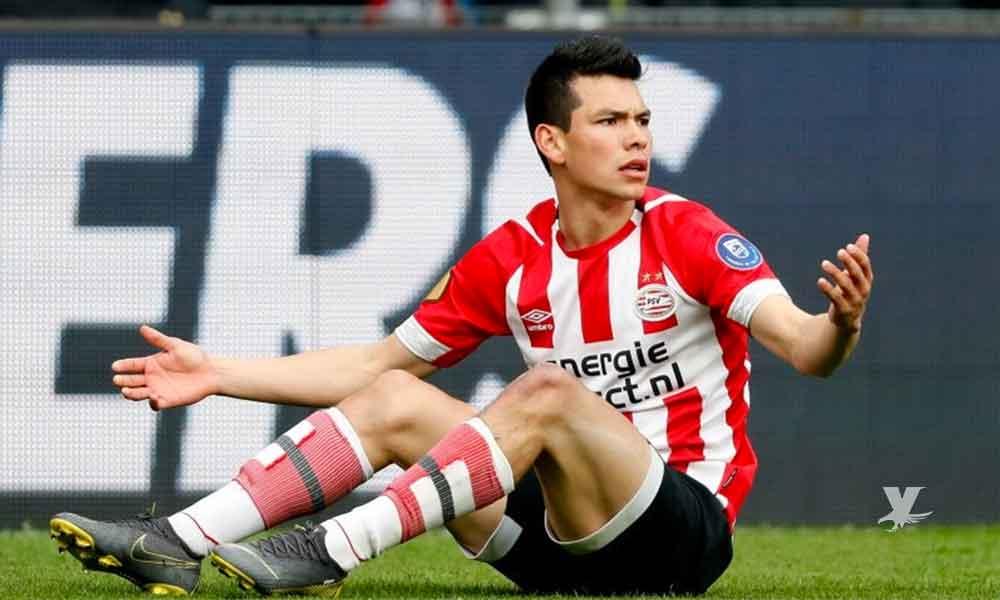 'Chucky' Lozano prefiere forzar su salida para jugar en el Manchester United