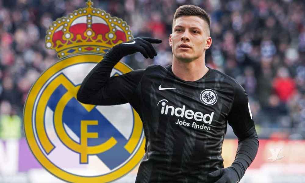 Real Madrid anuncia que Luka Jovic es nuevo jugador de los merengues