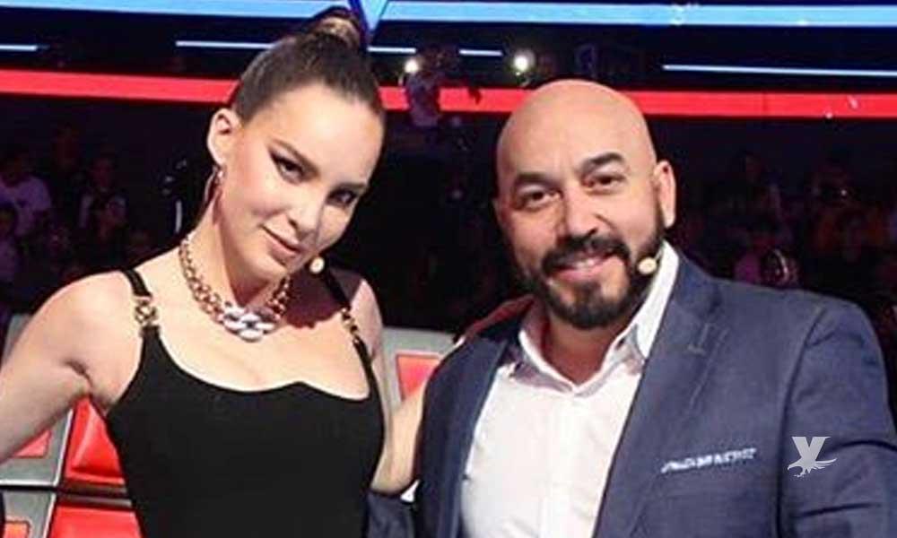 (VIDEO) Belinda y Lupillo Rivera tienen una relación amorosa