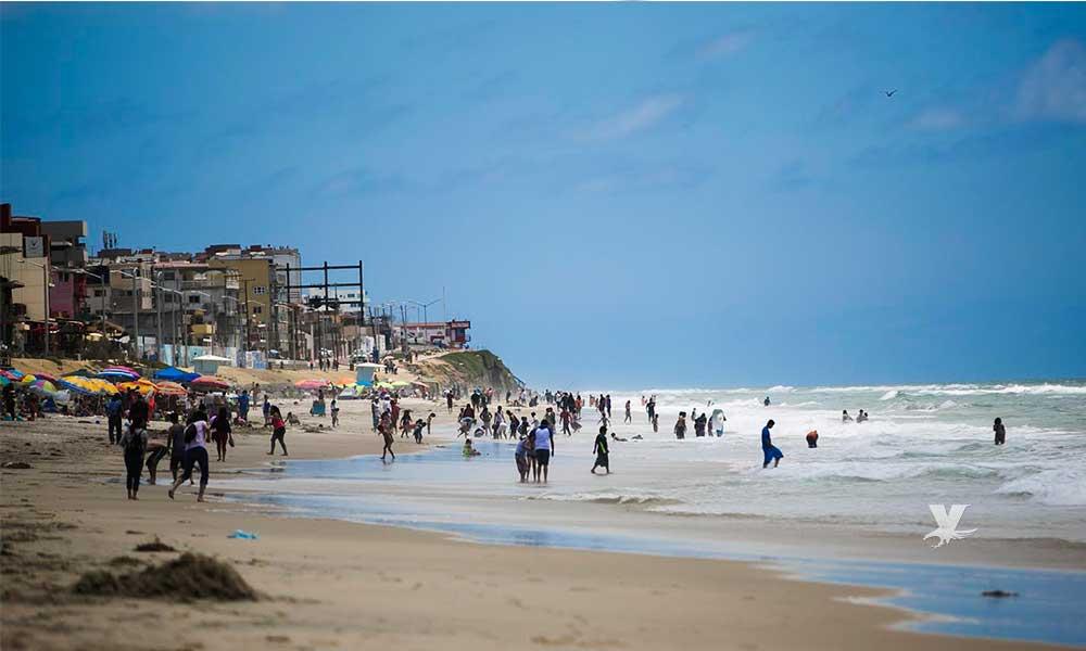Alertan por presencia de marea roja en Playas de Tijuana y Rosarito