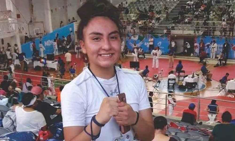 Muere a los 17 años, Melanie Martínez, promesa del taekwondo en México