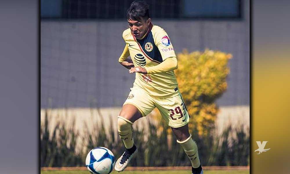 Jugador de fútbol nacido en Mexicali viaja a España con el América