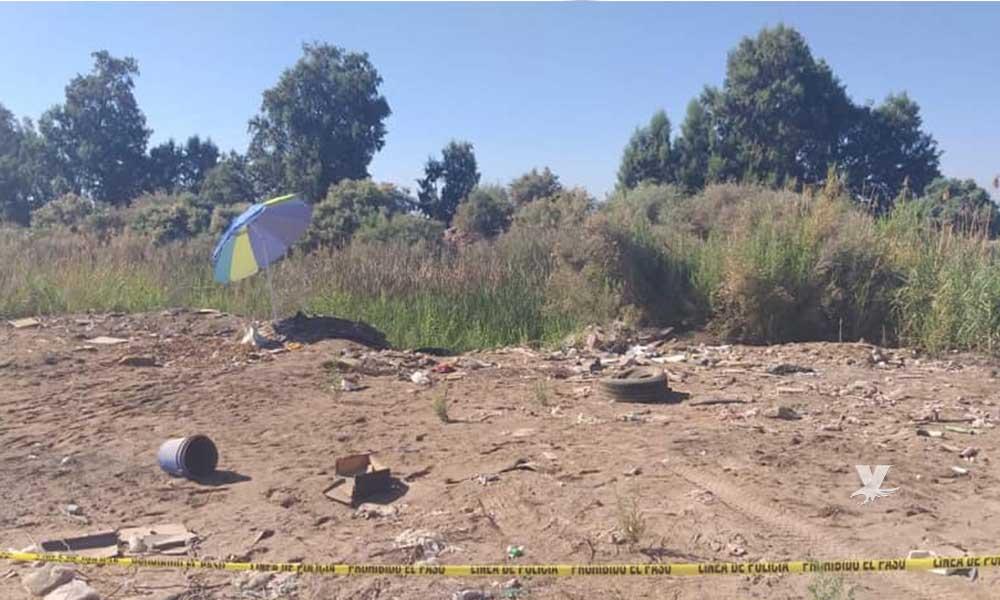 Abuela encuentra a su nieto asesinadoen Mexicali