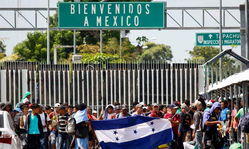 Guatemala demanda a México por malos tratos en contra de migrantes