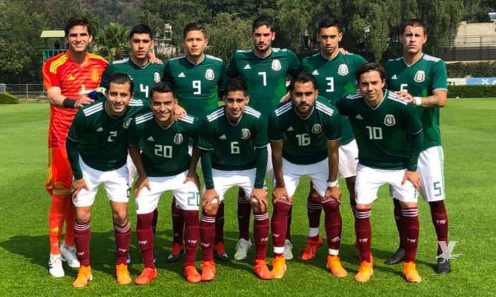 México debuta hoy en el torneo Esperanzas de Toulon