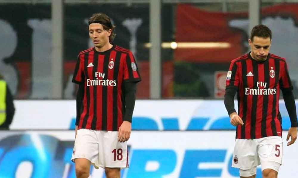 Milán es sancionado por el TAS y es eliminado de la Europa League