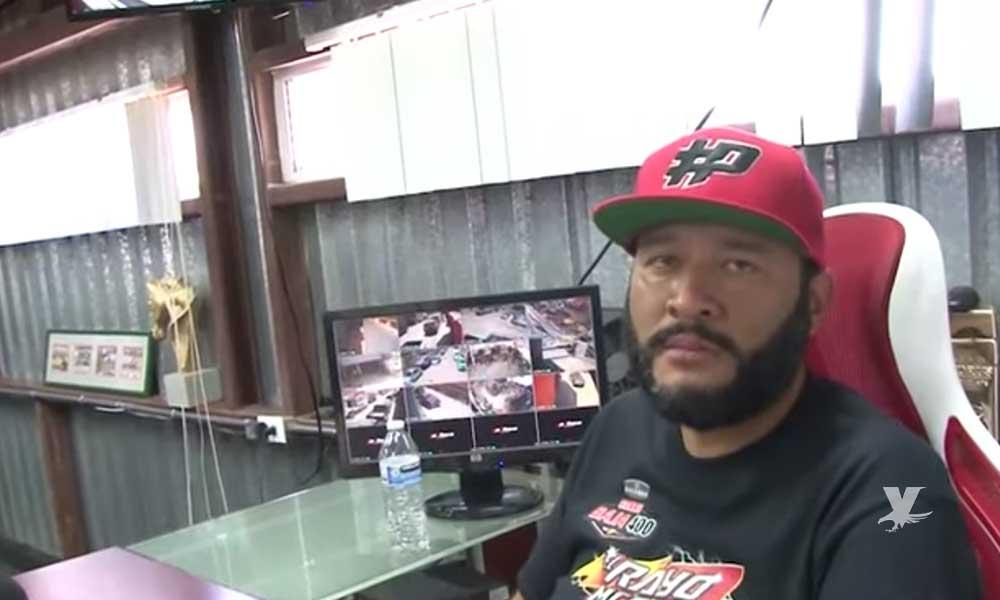 (VIDEO) No fue ataque, se trató de un intento de secuestro contra el piloto de la Baja 1000 en Ensenada