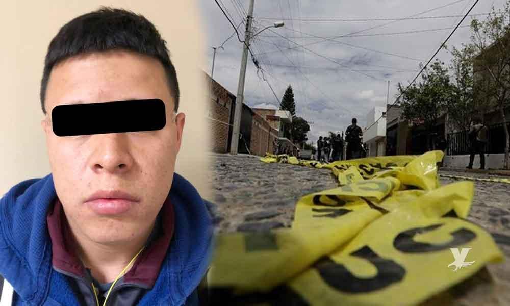 Joven asesina a un hombre porque le debía 120 pesos