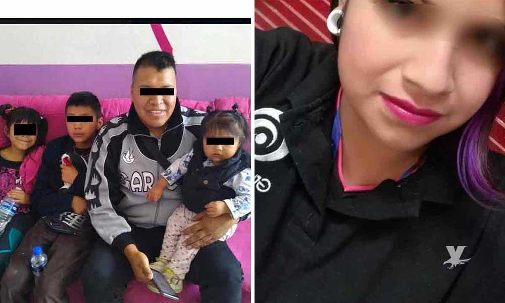 Detienen a mujer que torturaba a sus hijos por órdenes de su amante