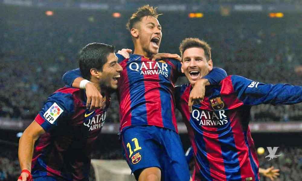 Neymar Jr. cerca de regresar a vestir el uniforme del Barcelona