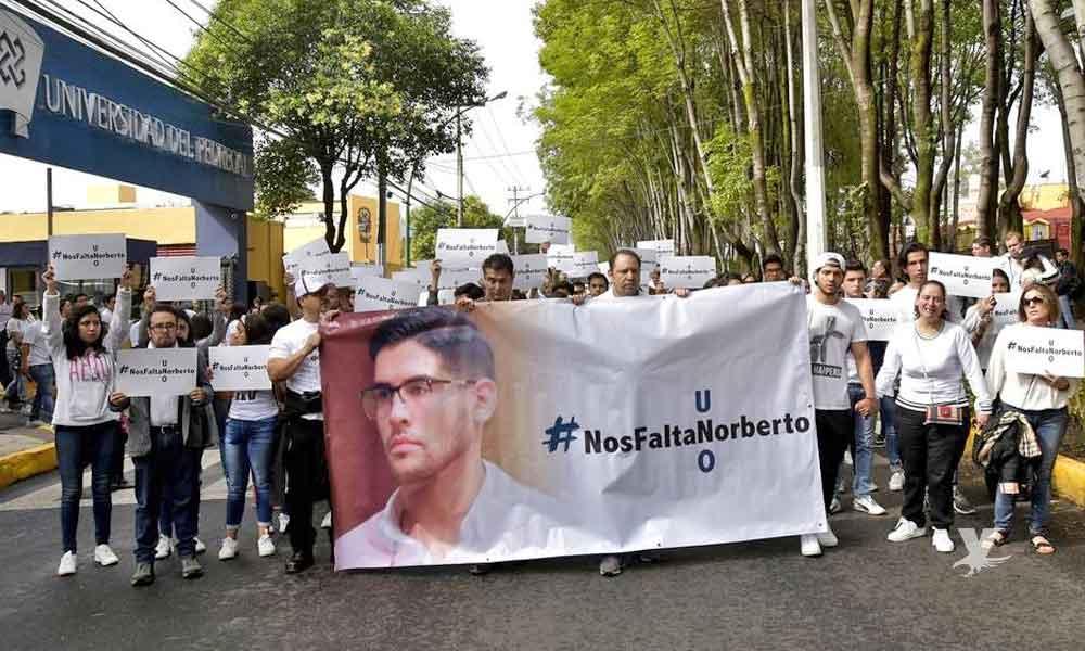 Norberto fue encontrado muerto, el joven secuestrado al salir de la universidad