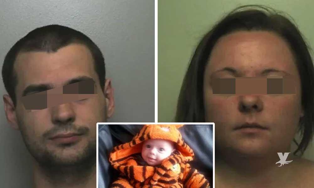 Pareja mata a su bebé de 9 meses por interrumpirlos mientras tenían relaciones sexuales