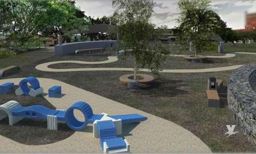 Construirán parque para perros en Tijuana