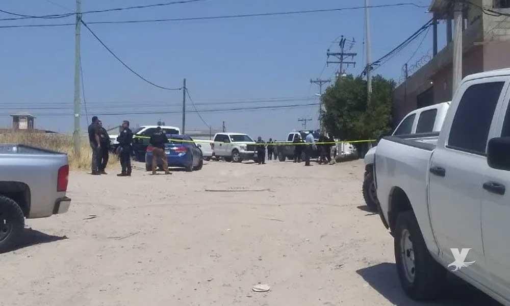 Sujetos atacan a balazos a Policías Ministeriales de Tijuana