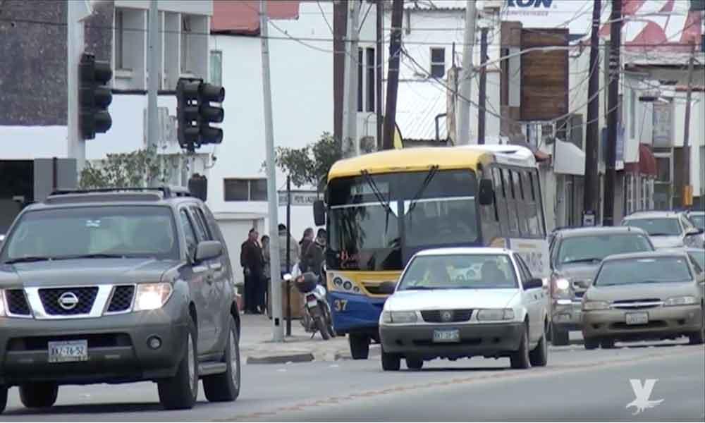 Aprueba Cabildo aumento de 2 pesos en las tarifas de transporte público en Tecate