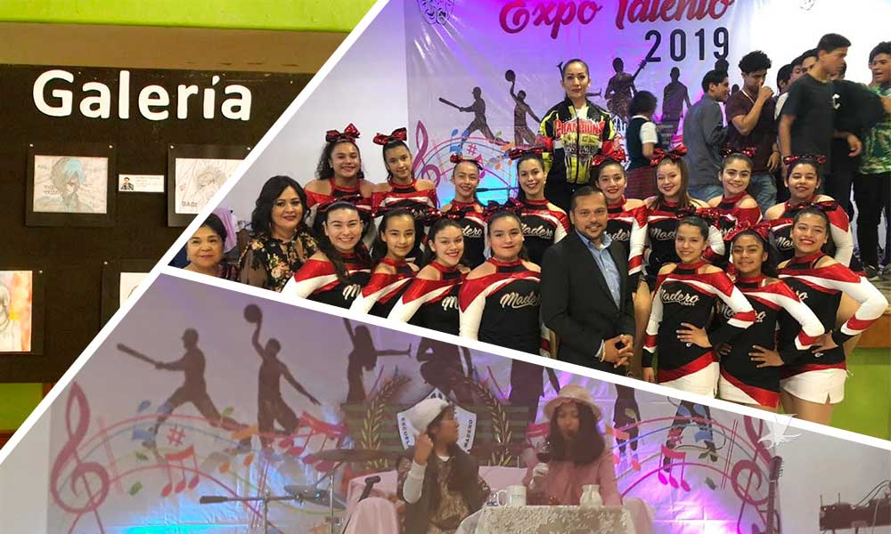 Exitoso Expo Talentos 2019 de la secundaria Francisco I. Madero en Tecate