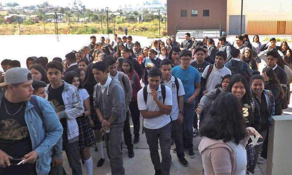 Alumnos del Cobach realizan la 8va muestra teatral en Tecate