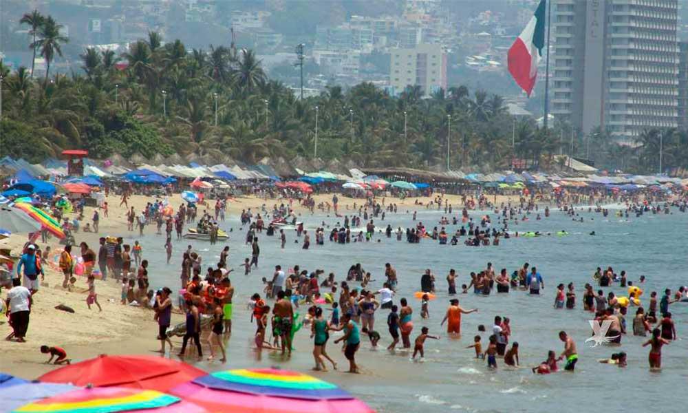 ¡Playas de Acapulco en alerta! No son aptas para vacacionistas por bacteria fecal