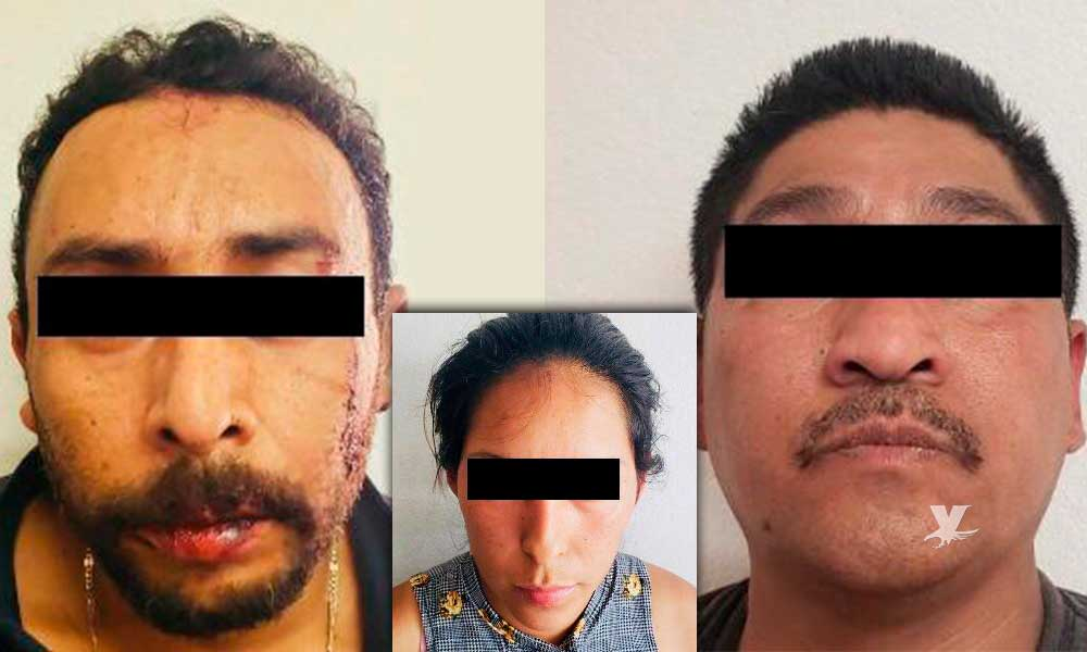 Prisión preventiva a banda de asaltantes por robo a comercios en Tecate y Tijuana