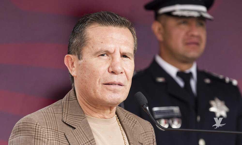 Julio César Chávez sufre asalto a mano armada
