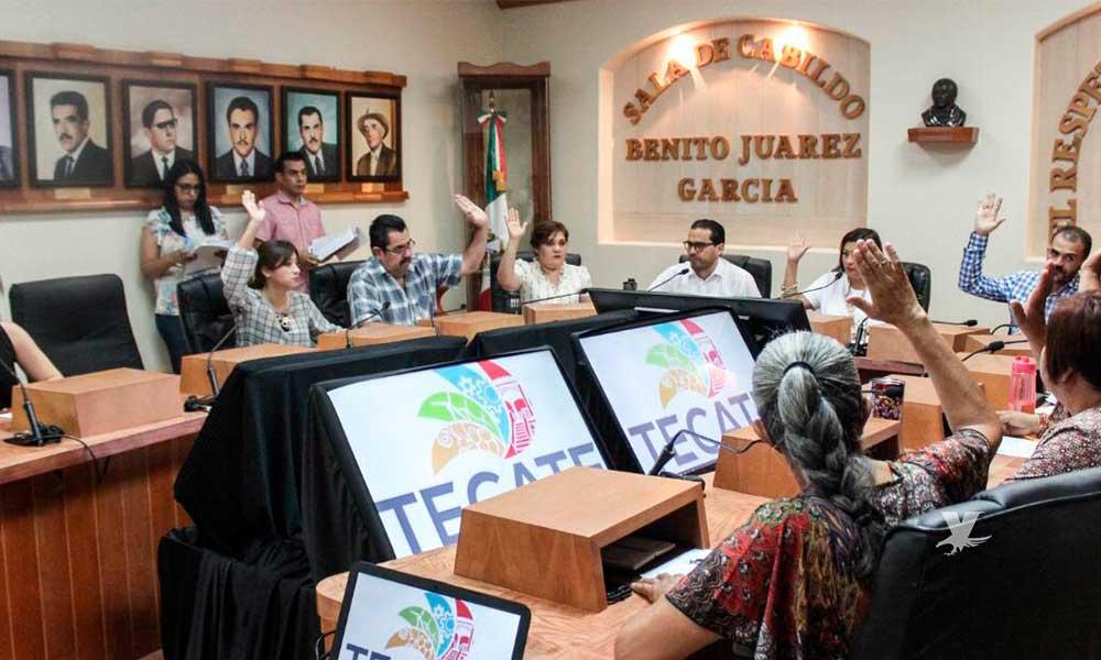 Cabildo de Tecate aprueba remitir al Congreso del Estado informes correspondientes al segundo trimestre del Ejercicio Fiscal 2019
