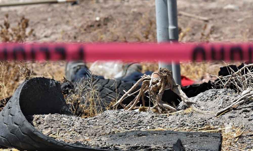 Encuentran hombre muerto por golpe de calor en carretera Tijuana-Mexicali