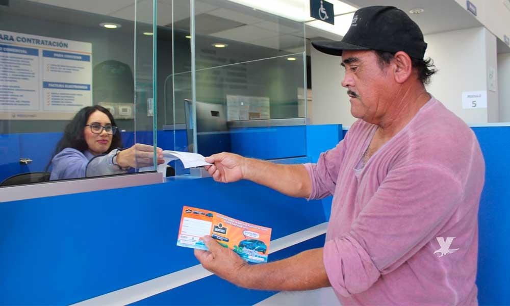 Últimos días para aprovechar decreto de descuentos en recargos por servicio de agua  en Tecate