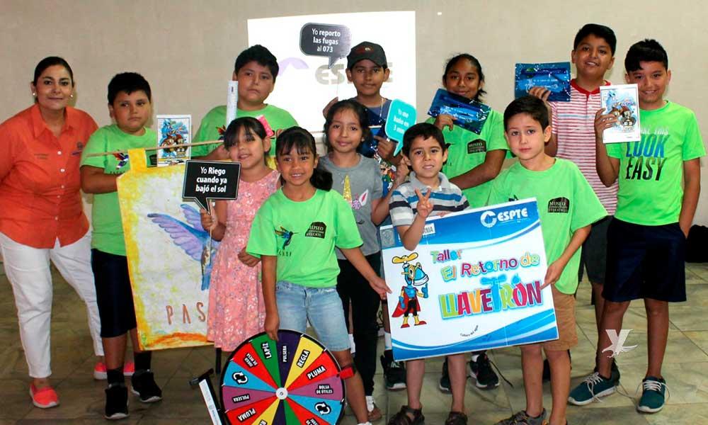 CESPTE fortalece programa de cultura del agua en Tecate