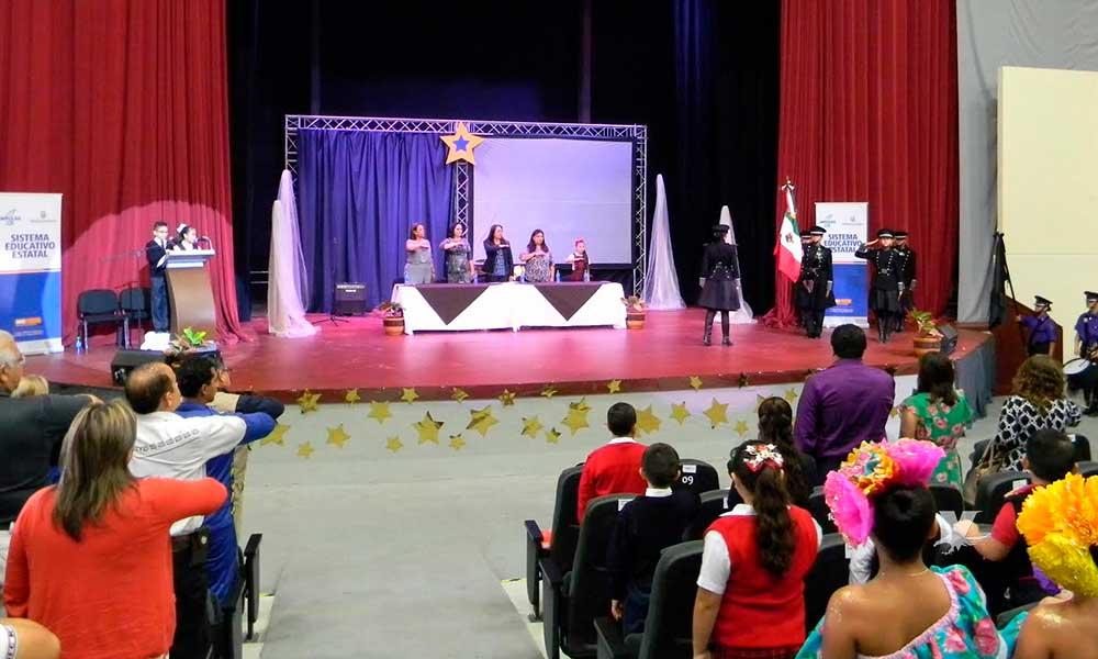 Clausuran ciclo escolar 2018-2019; Inician vacaciones más de 21 mil alumnos en Tecate