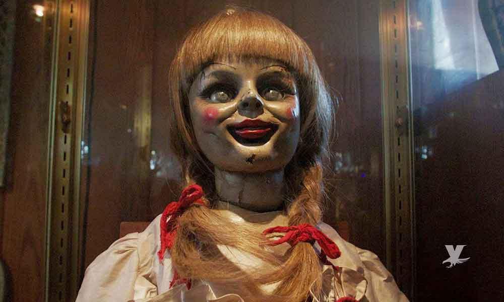 """Hombre muere dentro de la sala de cine mientras veía """"Annabelle 3: Vuelve a Casa"""""""