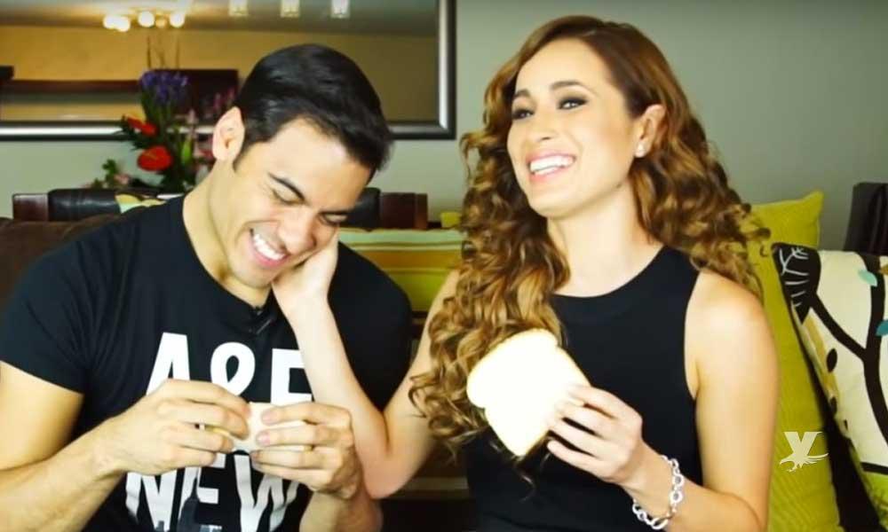 Carlos Rivera y Cynthia Rodríguez se habrían casado en secreto en Coahuila