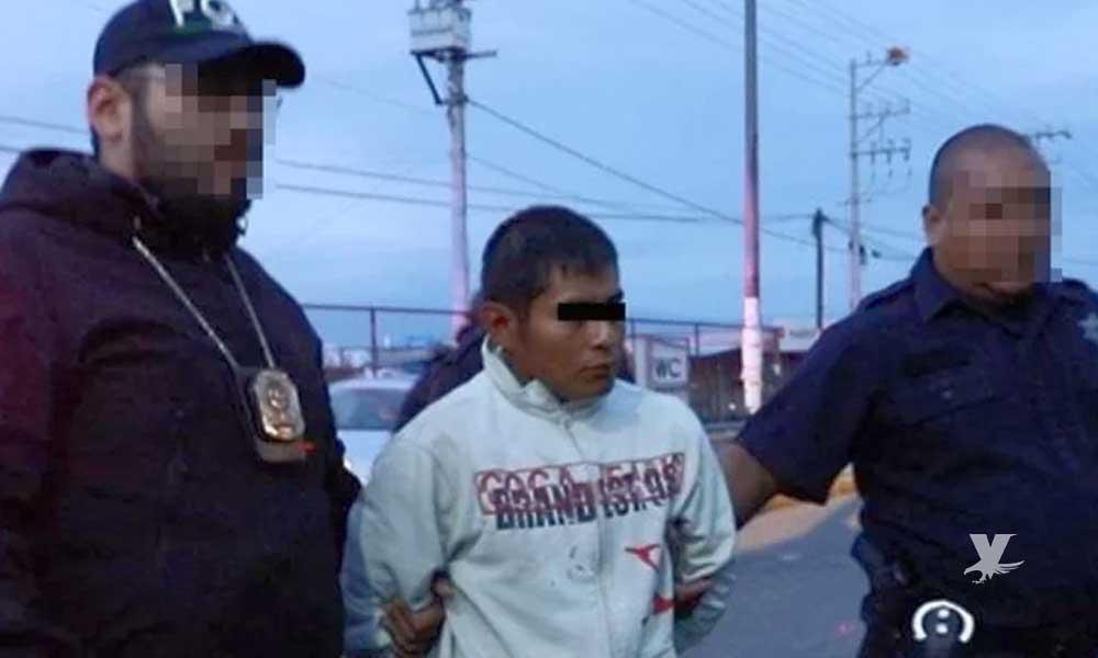 Detienen a hombre que secuestró y violó a 8 menores de edad