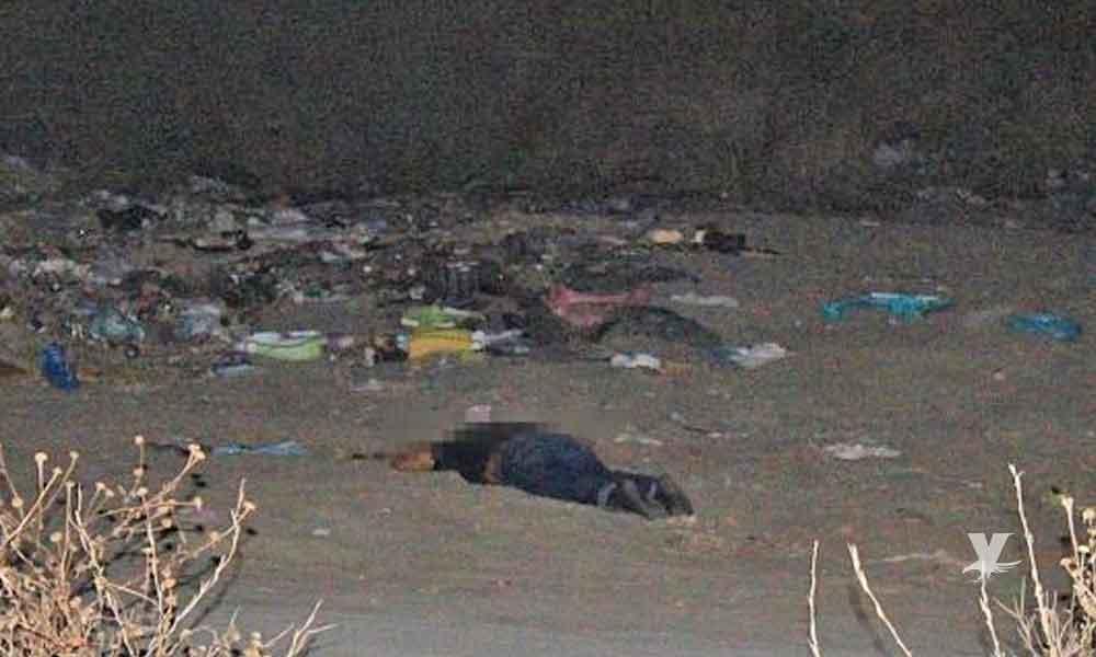 Identifican a hombre ejecutado en la colonia Lázaro Cárdenas de Tecate