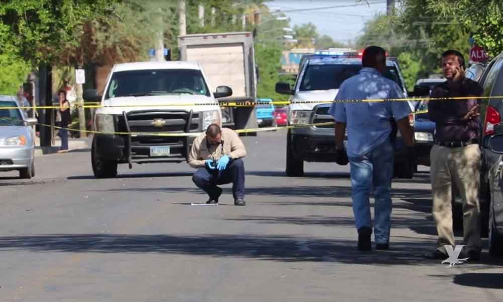 Hombre asesina a su esposa y después se suicida en Mexicali