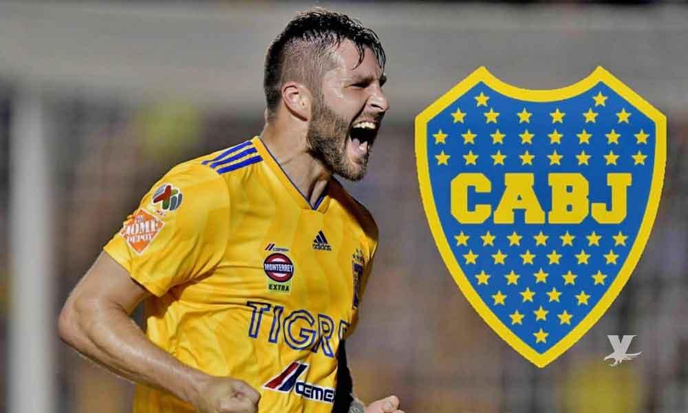 Boca Juniors y Gignac tendrían un acuerdo que perjudicaría a Tigres