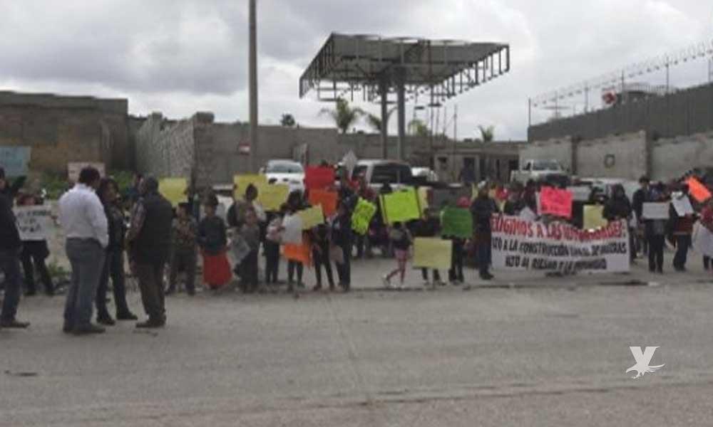 Ayuntamiento de Mexicali otorgó permiso para construir una gasera frente a una guardería
