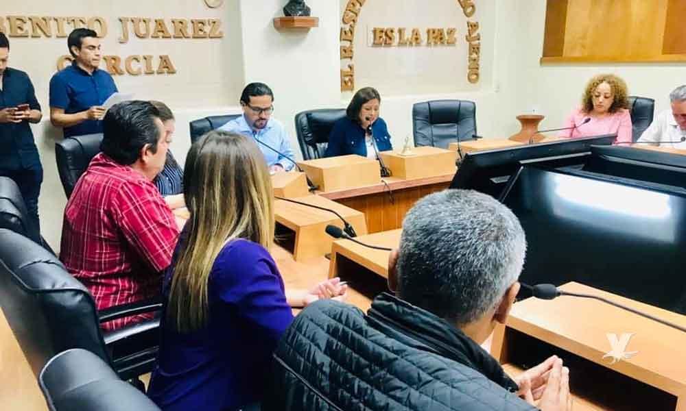 "Cabildo de Tecate ""A Favor"" de extender la gubernatura a 5 años"