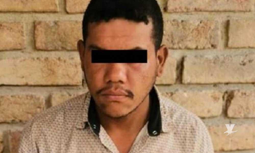 """Capturan a """"El Negro"""", hondureño que secuestró y violó a una niña Tarahumara"""