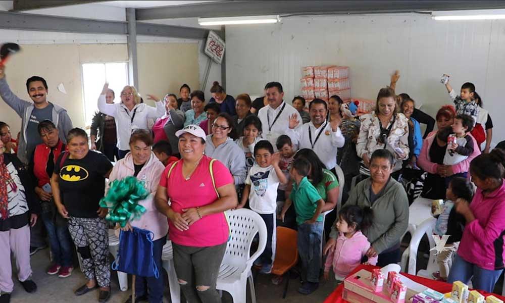 Inauguran Lechería Liconsa en San Antonio de los Buenos, comunidad purépecha de Tijuana
