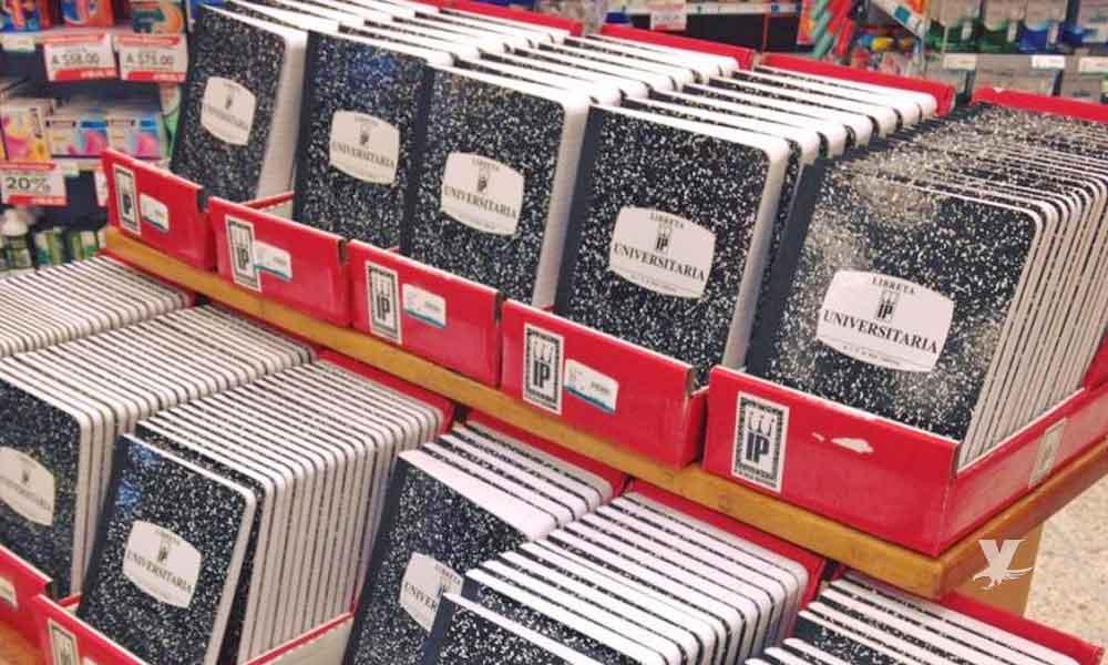 ¡Sabias que! La Libreta Universitaria es un producto hecho en Tijuana