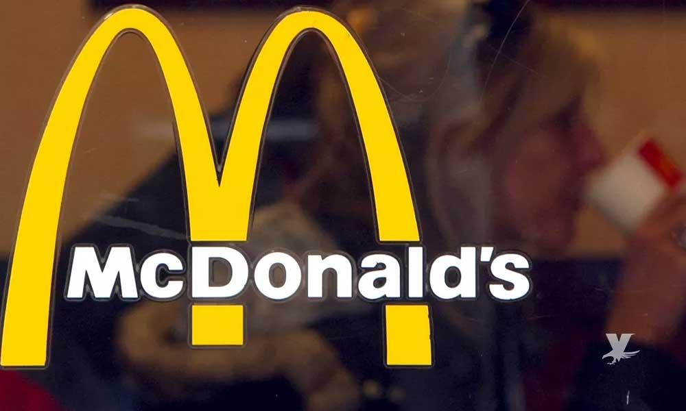 Mujer ingresa a McDonald's disparando un arma porque sus papas estaban frías