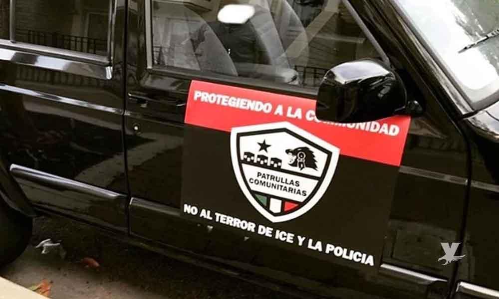 """Grupo crea """"patrullas anti-ICE"""", alertan a migrantes de la ubicación de agentes fronterizos en San Diego"""