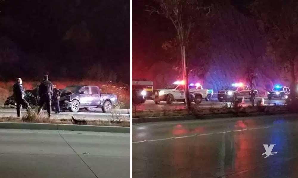 Automovilista invade carriles en sentido contrario y mata a un Policía Municipal de Tijuana