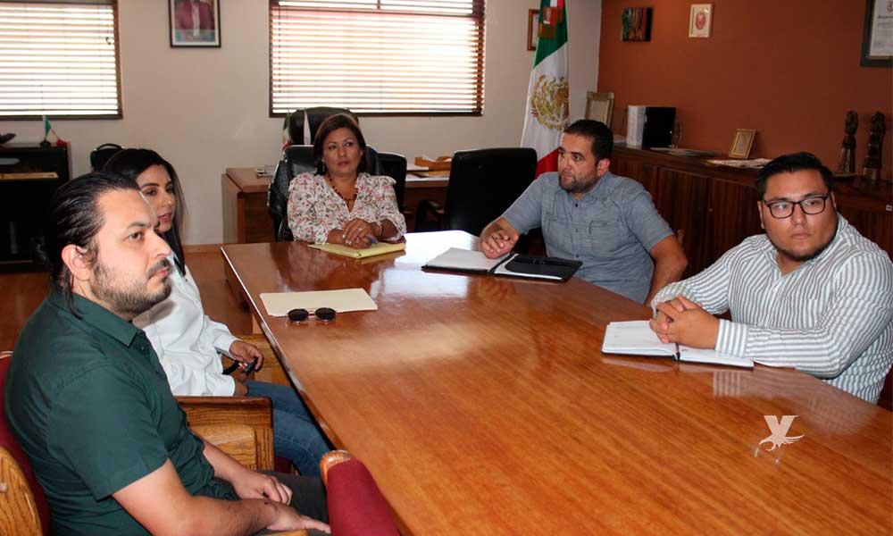 Tecate Green sostiene reunión con la Presidente Municipal